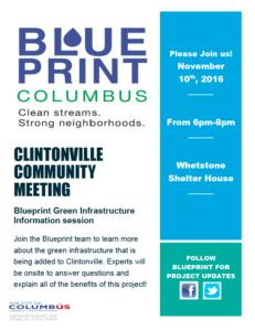 Blueprint columbus public forum scheduled clintonville area commission blueprint columbus public forum scheduled malvernweather Choice Image